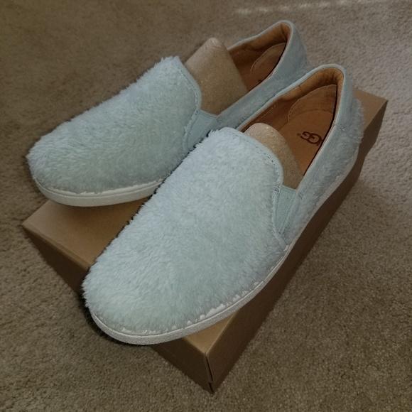 e6971a883e7 Brand new Ugg Ricci slip on sneakers NWT